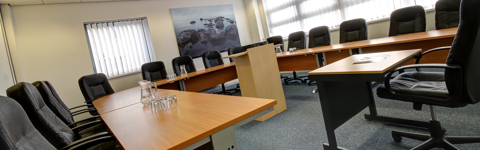 Conference Room - Durham Suite - room for hire in Durham